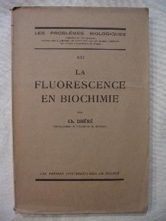 La fluorescence en biochimie