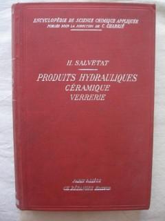 Produits hydrauliques, céramiques, verrerie
