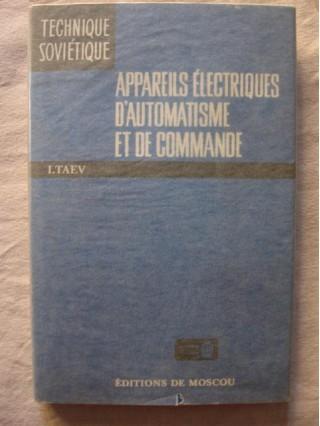 Appareils électriques d'automatisme et de commande