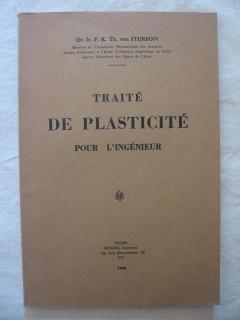 Traité de plasticité pour l'ingénieur