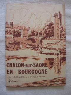 Chalon sur saone en Bourgogne