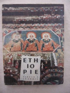 Ethiopie fidèle à la croix