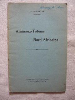 Animaux-totems nord-Africains