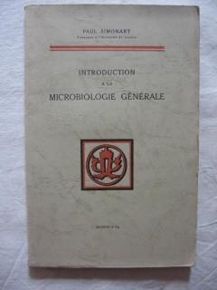 Introduction à la microbiologie générale
