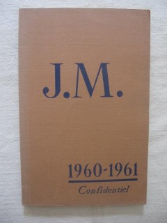 Catalogue J.M.
