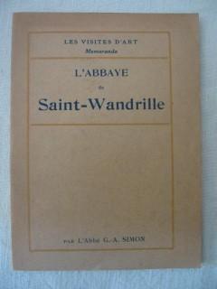 L'abbaye de Saint Wandrille