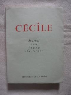 Cécile, journal d'une jeune chrétienne