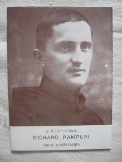Le bienheureux Richard Pampuri, frère hospitalier