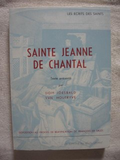 Sainte Jeanne de Chantal