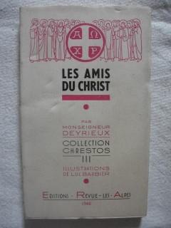 Les amis du Christ
