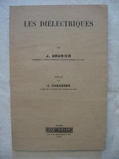 Les diélectriques