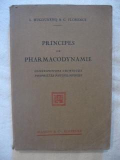 principes de pharmacodynamie