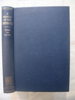 A manual of aspergilli