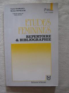 Etudes féminines, répertoire et bibliographie