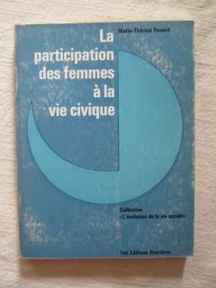 La participation des femmes à la vie civique