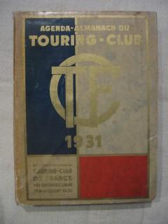 Agenda almanch du touring clun de France