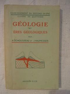 Géologie et ères géologiques