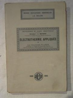Electrothermie appliquée