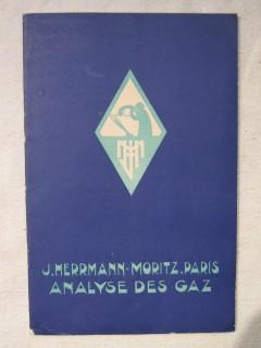 Appareils de recherches et de contrôle des gaz