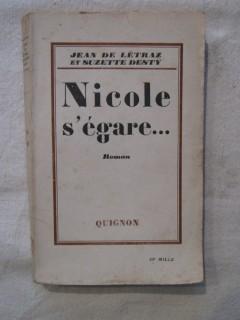 Nicole s'égare...