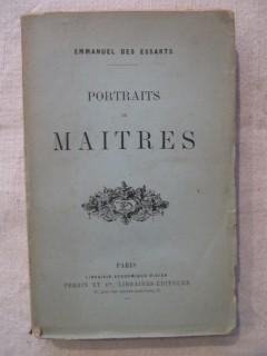 Portraits de maîtres