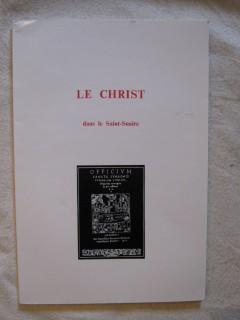 Le Christ dans la saint bsuaire