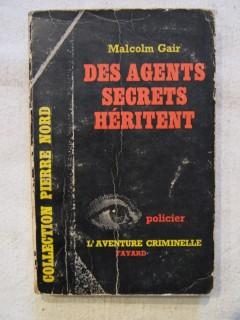 Des agents secrets héritent