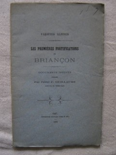 Les premières fortifications de Briançon