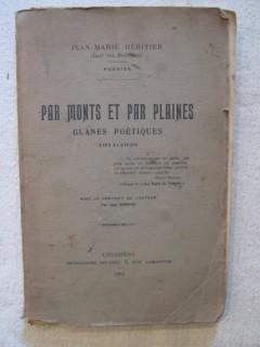 Par monts et par plaines, glanes poétiques (1911-1920)