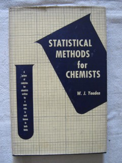 Statistical methods for chemists