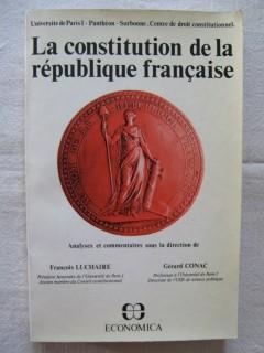 La constitution de la république