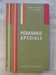 Pédagogie spéciale