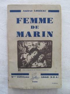 Femme de marin