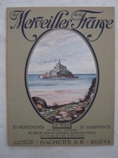 Les merveilles de la France, les monuments, le pays, les habitants; les pays de bocage