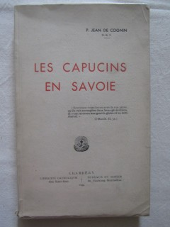 Les capucins en Savoie