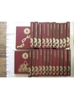 L'humanité en marche, série complète en 25 tomes
