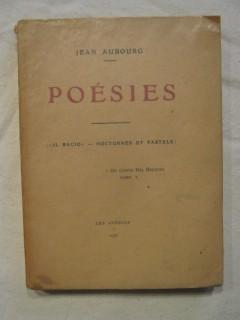 Poésies (il Bacio - nocturnes et pastels)