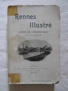 Rennes illustré, guide de l'exposition