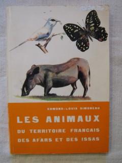 Les animaux du térritoire français des Afars et des Issas