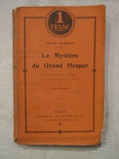 Le mystère du grand Hesper