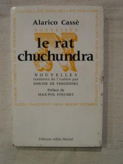 Le rat chuchundra