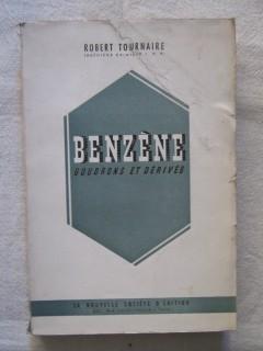 Benzène, goudrons et dérivés