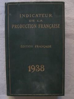Indicateur de la production française