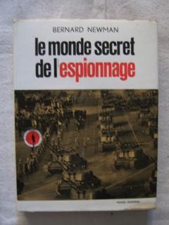 Le monde secret de l'espionnage