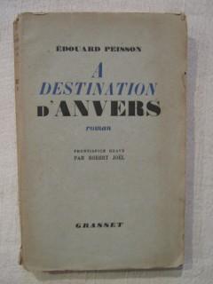 A destination d'anvers