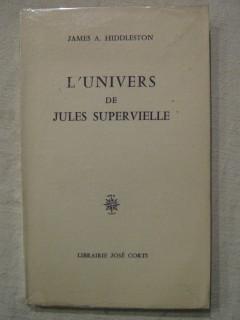 L'univers de Jules Supervielle