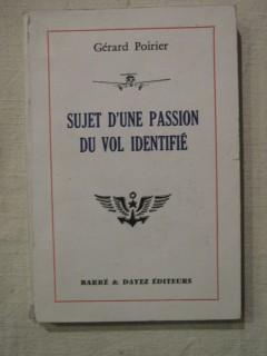 jet d'un passion du vol identifié