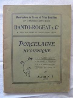 Porcelaine hygiénique