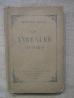 Les ingénues de Paris