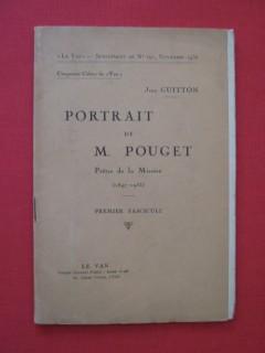 Portrait de M. Pouget, prêtre de la mission, premier fascicule